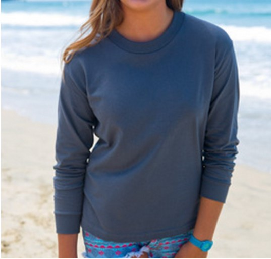 Youth Retail Full Fit Long Sleeve Tee