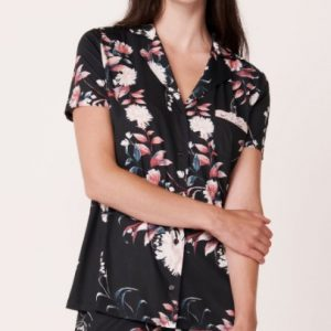 Recycled Fibers Short Sleeves Shirt